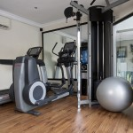 Fitness Centre at Villa Monticello