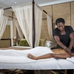 In-Suite Spa Treatment at Villa Monticello